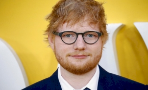A visszavonult Ed Sheeran vegán gyorsbüfében dolgozik?