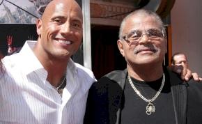 Dwayne Johnson gyászol, meghalt a színész édesapja