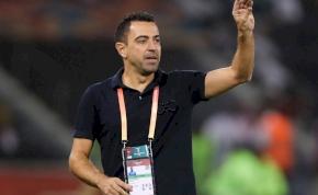 Ezért mondott nemet Xavi a Barcelonának