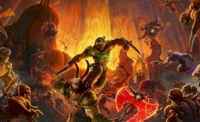 Kellően folyik a vér a Doom Eternal előzetesében
