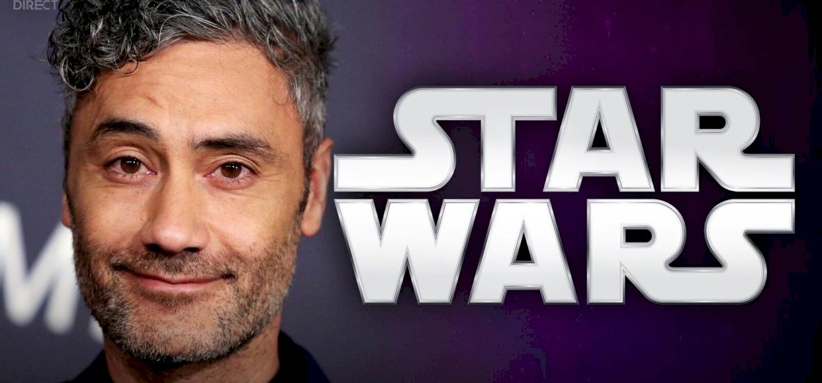 Taika Waititi rendezheti a következő Star Wars-filmet