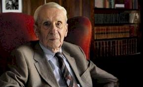 """Meghalt """"Középfölde első tudósa"""", Christopher Tolkien"""