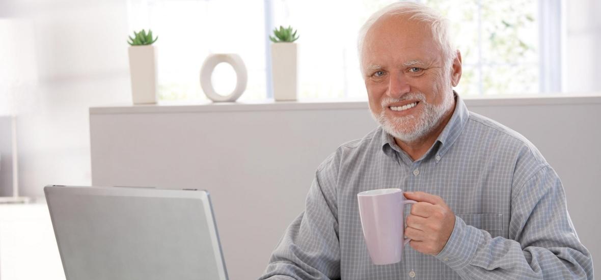 Hide the Pain Haroldot választották az évtized mémjének