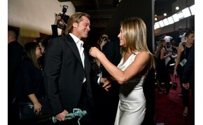 Mi fog kisülni Jennifer Aniston és Brad Pitt intim öleléséből? – galéria
