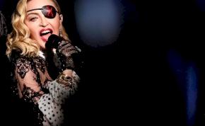 Madonna szíven döfte a rajongóit