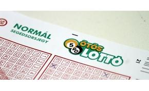 Ötös lottó: százöt embernek csak egy szám hiányzott