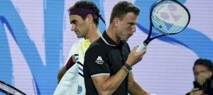 Fucsovics csak az elején hitte el, hogy nyerhet Federer ellen
