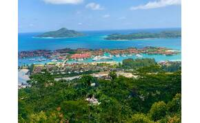 Zsolt utazása: a túlárazott Seychelle-sziget és a világ legkisebb Hiltonja – galéria