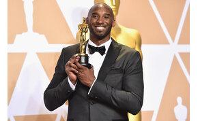 Kobe Bryant Oscar-díja: nézd meg a sportoló verséből készült rövidfilmet!