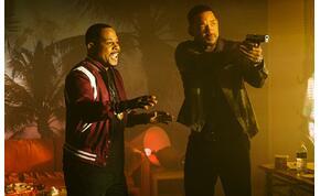 A Bad Boys 3 továbbra is legyőzhetetlen a mozikban
