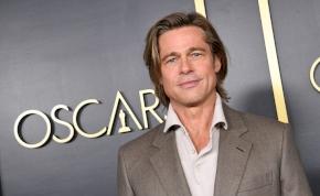 Tudnád, hogy kicsoda Brad Pitt, ha együtt ebédelnél vele?
