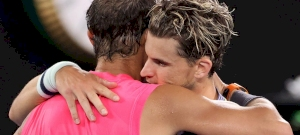 Rafael Nadal kiesett a 2020-as Australian Openen