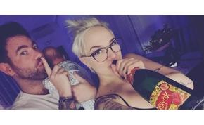 Tóth Gabi először mutatta meg gyermeke arcát – fotó