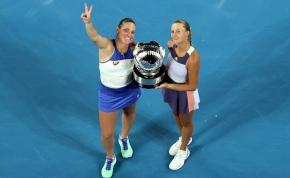 Babos Timi párosának megvan a harmadik Grand Slam-győzelme