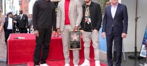 Csillagot kapott 50 Cent – videó