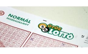 Ötös lottó: Joker valakit boldoggá tett