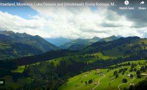 Mormota, és az ő földi édenkertjük egy meseszép hegyi kisvárosban – videó