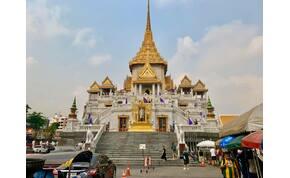 Zsolt utazása: Bangkok és vegetáriánus-rákos padthai receptje – galéria