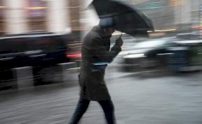 Nem veszít erejéből a viharos szél, fokozottan közlekedjünk!