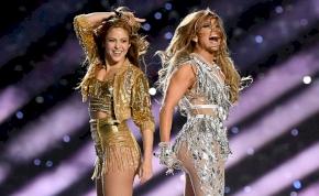 Jennifer Lopez és Shakira ingyen csinálták a Super Bowlt