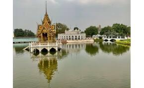 Zsolt utazása a thaiföldi király nyári rezidenciájába – galéria
