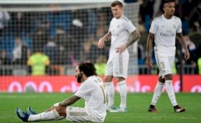 Négy gólt kapva esett ki a Real Madrid a Király-kupából – videó