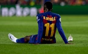 A Barca játékosának kálváriája: felépült, megsérült, műteni kell