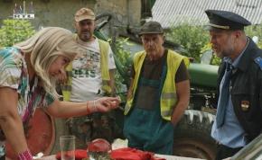 A mi kis falunk: Szulák Andrea nagy port kavar Pajkaszegen – videó