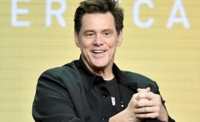 Jim Carrey epilepsziás csecsemőként kezdte a komikusi pályafutását