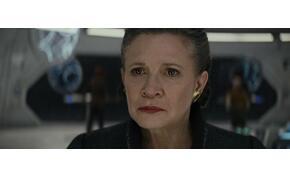 Így trükköztek Carrie Fisher visszahozásával a Skywalker korában