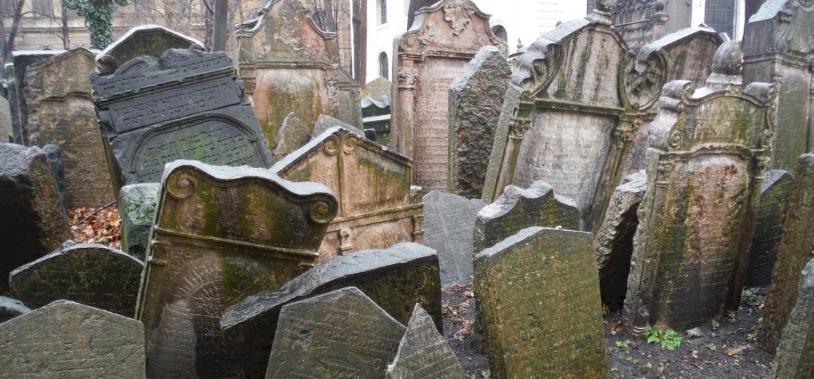 Mintha az Abszolúton járnál: misztikus hely a prágai zsidónegyed – videó