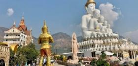 Zsolt utazása Thaiföld egyik legfontosabb városába – galéria