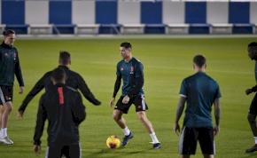 """""""Nincs kifogás"""" – így edz gyerekeivel Cristiano Ronaldo"""