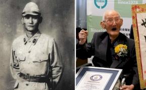 112 évesen elárulta a hosszú élet titkát a világ legidősebb férfija