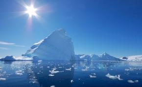 Hihetetlen és abnormális: csaknem 21 Celsius-fokot mértek az Antarktiszon