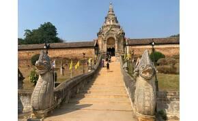 Zsolt utazása: Thaiföld második legnagyobb városa és a 306 lépcső – galéria