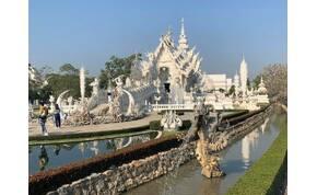 Zsolt utazása a Fehér és Kék templomhoz, valamint a thaiföldi hegyi népekhez – galéria