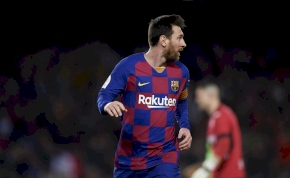 """""""Messi akár 38 éves koráig is futballozhat"""""""