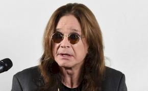 Gyógyíthatatlan beteg Ozzy Osbourne, kezelései miatt lefújták a turnéját