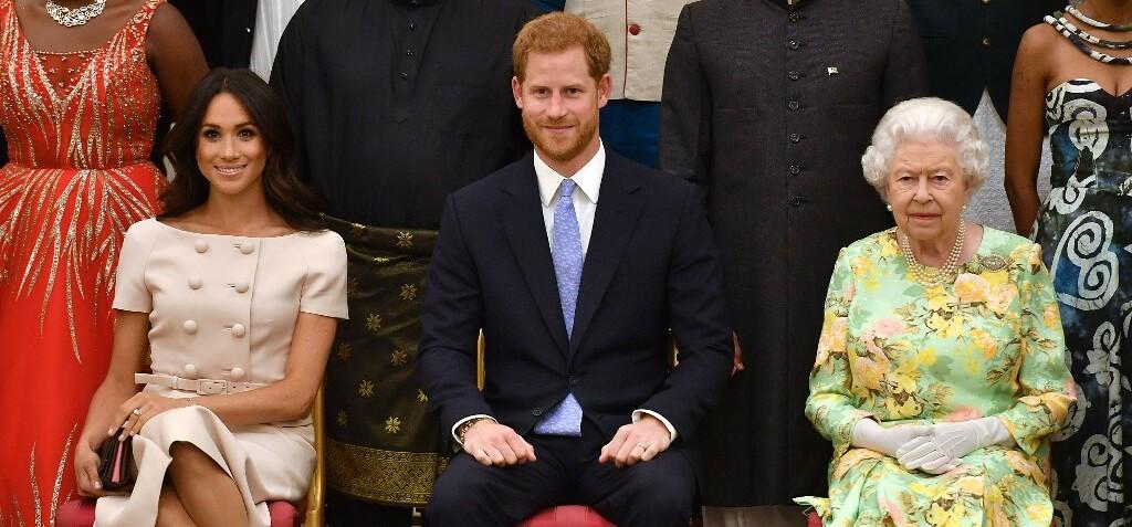 Újra lecsaphat Harryre és Meghanre II. Erzsébet haragja