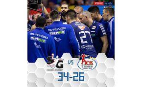 Bajnokok Ligája: kiütötték a MOL-Pick Szegedet Németországban