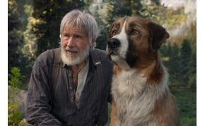 Heti mozipremierek: Támad Harrison Ford és a CGI kutyája