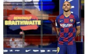 Kínosra sikeredett a Barca-játékos bemutatkozása