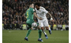 A kétarcú Marcelo, aki gondot okoz Zidane-nak