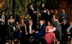 Képek és videó a Modern család utolsó forgatási napjáról