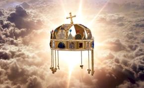 Miért ferde a magyar Szent Korona keresztje?