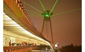 Szédületes építmény: a pozsonyi UFO-torony minden turista kedvence