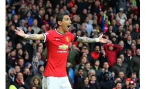 """Di Maria utálja a Manchester Unitedet"""