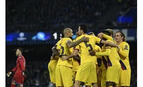 Majdnem tökéletesen játszott a Napoli a Barcelona ellen – videó