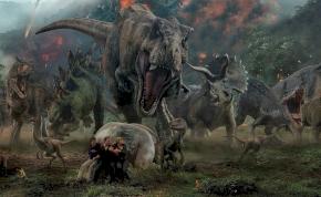 Hangzatos címet kapott a Jurassic World 3. része